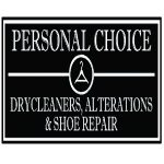 Personal Choice Dry Cleaners, Alterations & Shoe Repair